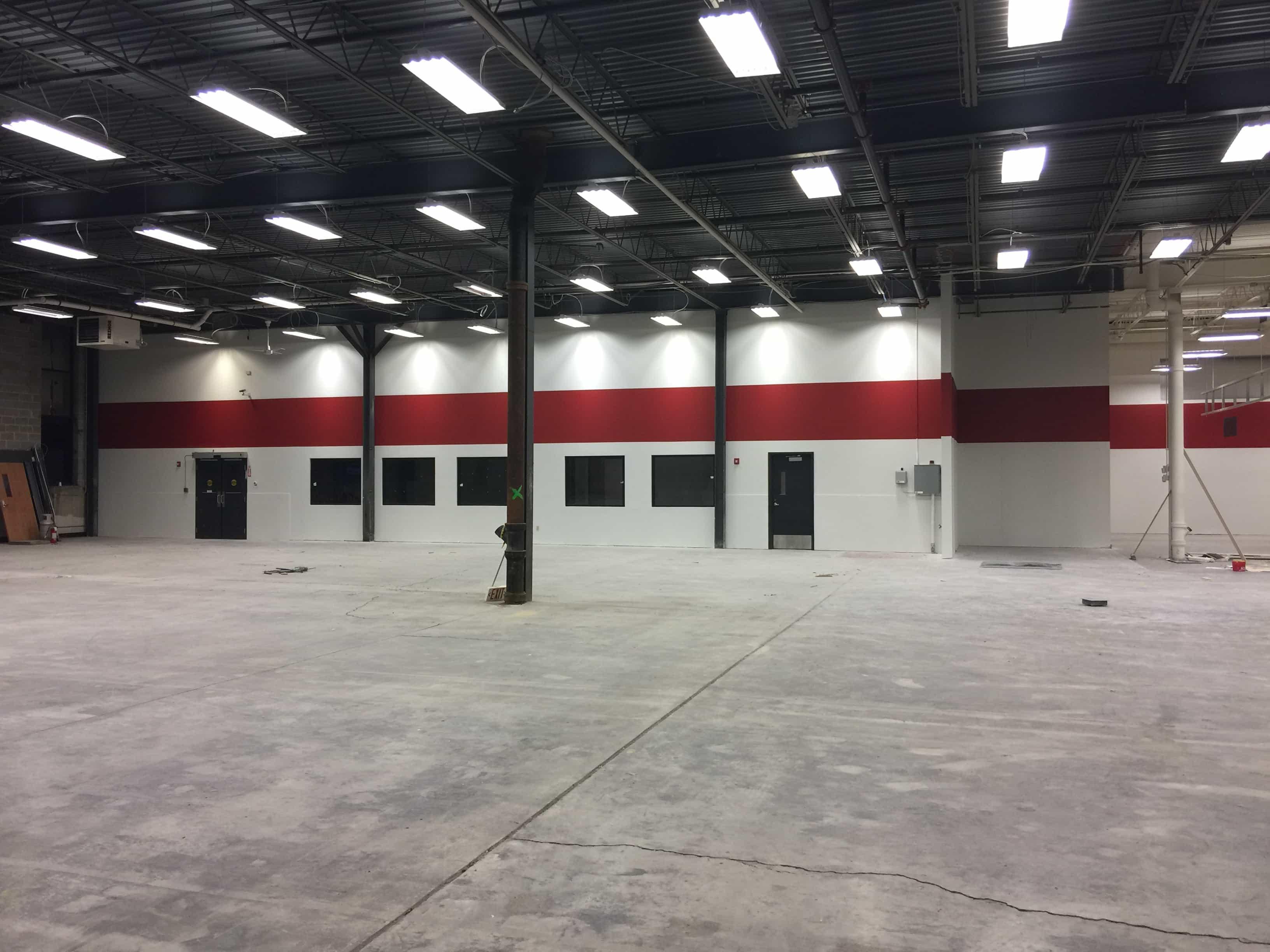 Warehouse Painting Danbury Ct