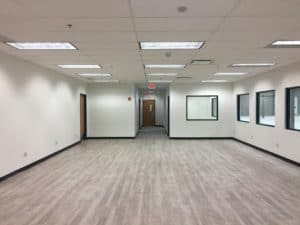 Office painting in Danbury Ct