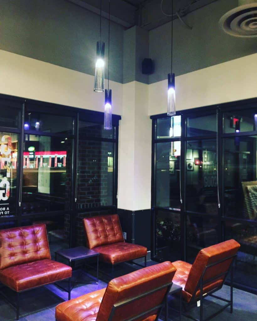 Starbucks Interior Painting Commercial